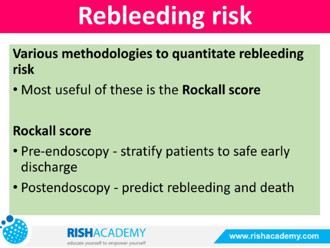 Upper Gastrointestinal Bleeding rish academy (15)