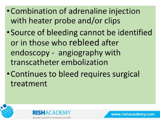 Upper Gastrointestinal Bleeding rish academy (17)