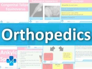 Orthopedics Study Resources Homepic