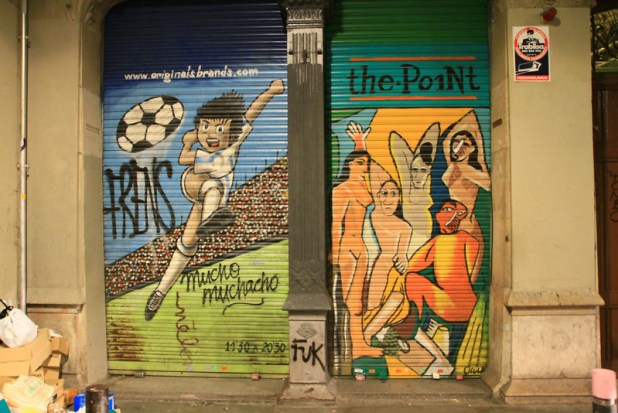 original sports in barcelona
