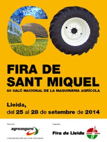 Feria de San Miguel en Lleida