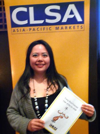 CLSA Feng Shui report