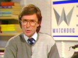 John Stapleton in Watchdog in 1987