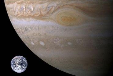 Jupiter vs Earth - Tai Sui