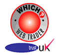 Which? Web Trader logo