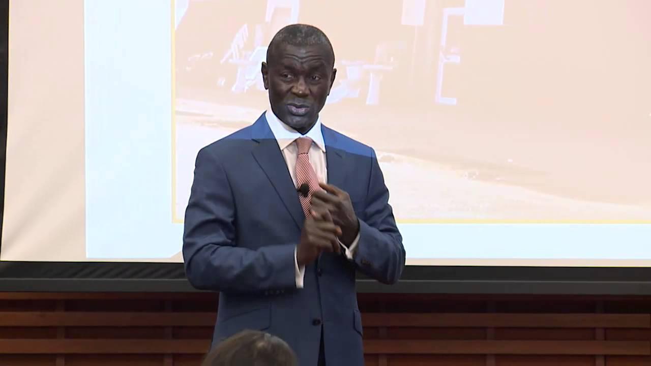 Prince Kofi Amoabeng (CEO of UT Bank in Ghana) – My story – RisingAfrica.org