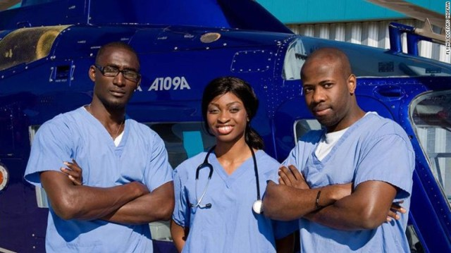 Flying Doctors Nigeria – Ola Orekunrin had a budding career in the UK but gave it all up to return to her family's roots in Nigeria. Following the tragic and preventable death of her 12-year-old sister, the young doctor founded Flying Doctors Nigeria, the first medical air service in West Africa.