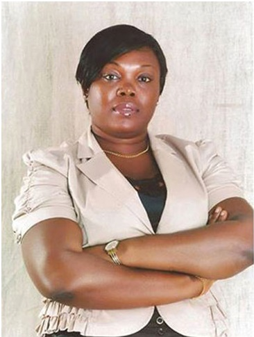 Patricia Zoundi Yao, managing director of QuickCash