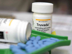 Bottles of antiretroviral drug Truvada Source: Justin Sullivan/Getty Images