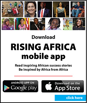 RISING AFRICA APP