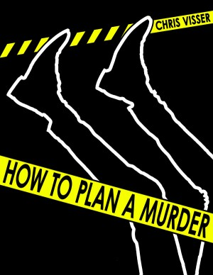 How to Plan a Murder Cover