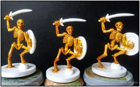 Painting Skeletons 1