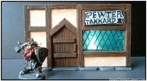 Modular Tavern Storefront and Mini