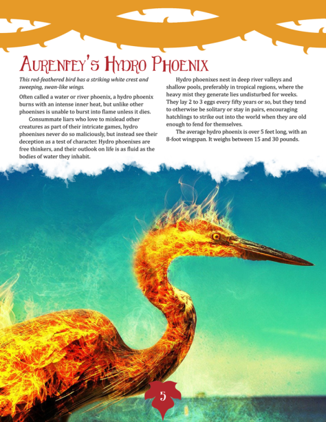 Phoenixes of the Realms Page 5