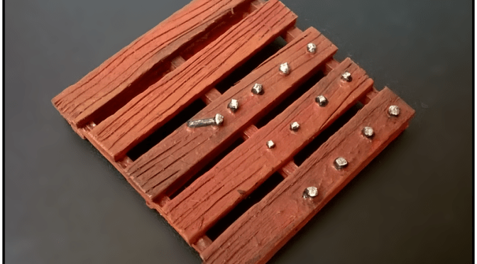 kitbashing and scratch building bolts