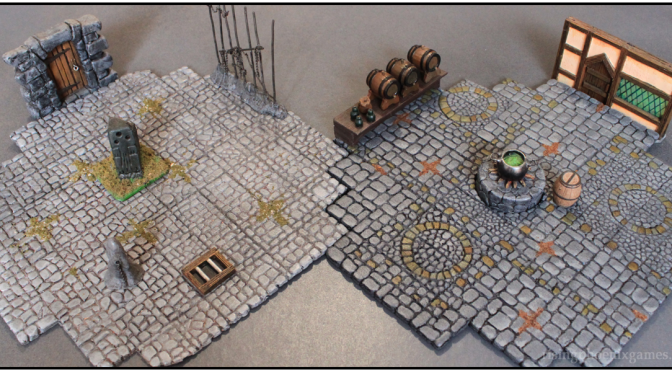 build RPG dungeons