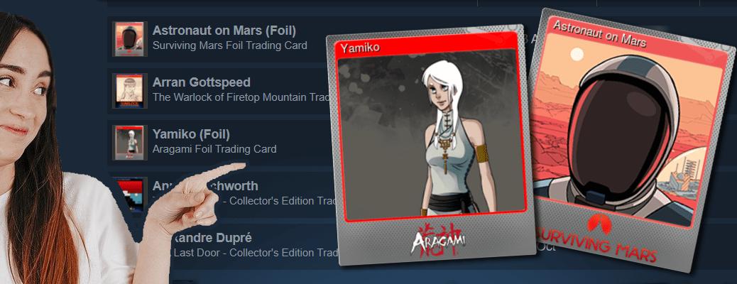 Steam Foil Cards Suck
