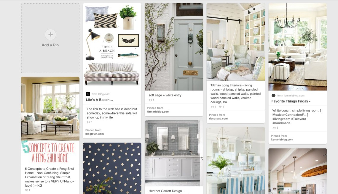 Using Pinterest to Create Better Mood Boards for Branding | Rising Tide Society by Krista A. Jones