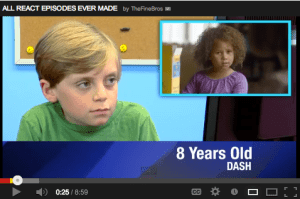 Kids React to the Cheerios Commercial