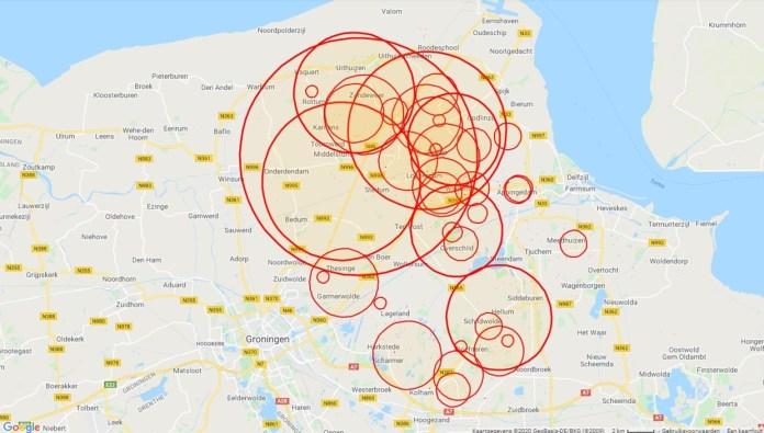 Volle omvang schade Groningen steeds duidelijker: dit jaar 45.000 schademeldingen en ca half miljard aan schadevergoedingen