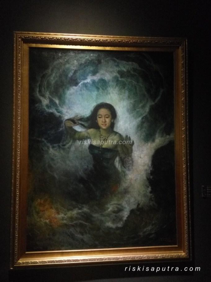 Lukisan Nyi Roro Kidul