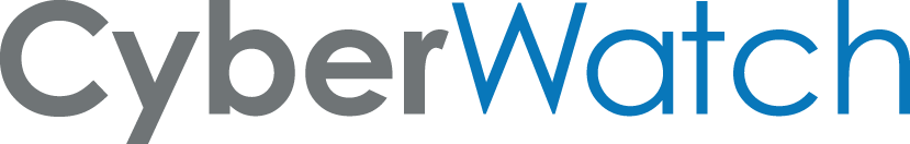 An image of CyberWatch Cyber Security Software Logo