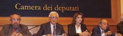Anna Falcone e Felice Besostri socialisti del Comitato per il NO