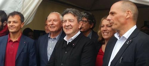 Fassina, Melenchon, Varoufakis, Lafontaine presentano il Piano B