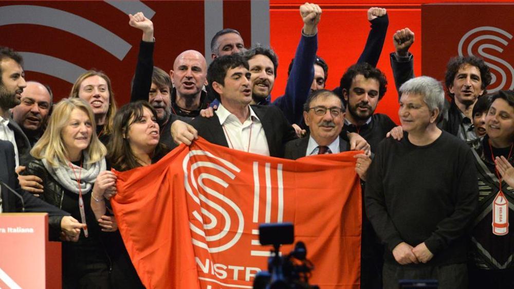 Il congresso di Sinistra Italiana finisce con una scissione pro D'Alema: verso un nuovo Arcobaleno?