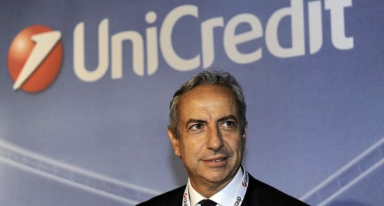 Unicredit finanzia lo stadio della Roma