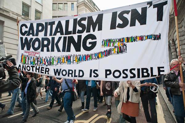 Un altro mondo è possibile: no global