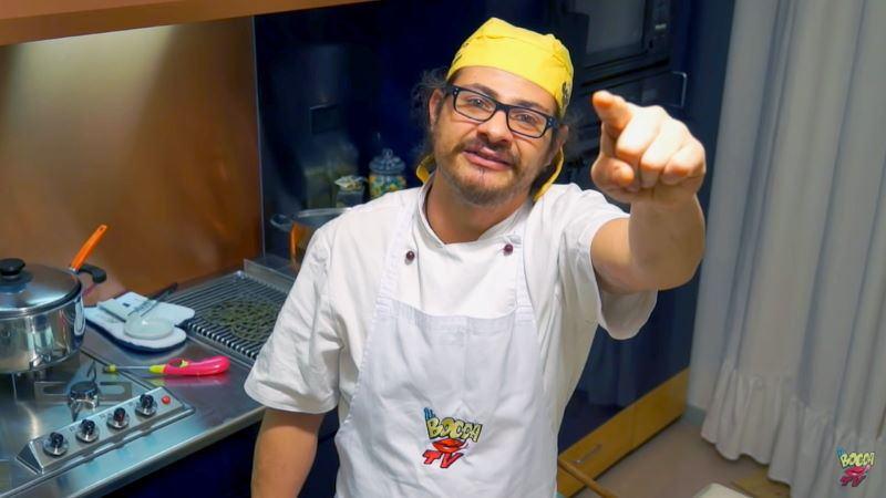 risotto ai funghi porcini simone de vanni