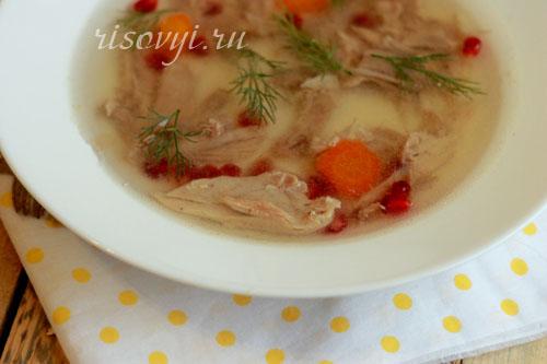 Куриный холодец с желатином: рецепт с фото