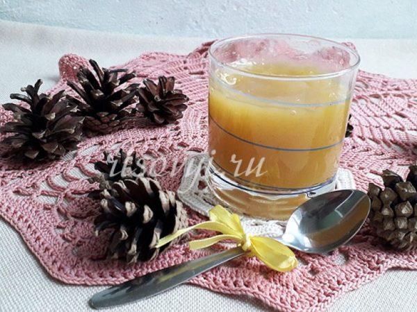 Кисель из тыквы: пошаговый рецепт с фото