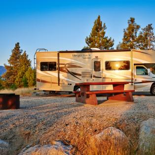 Motorhome Road Bear RV USA
