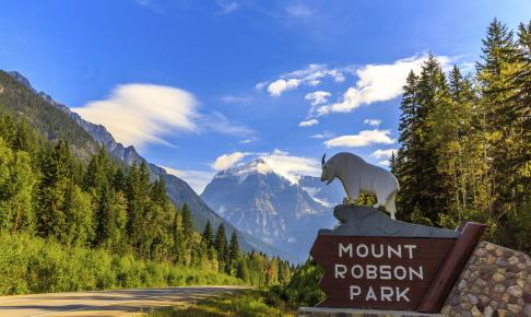 Mount Robson Park