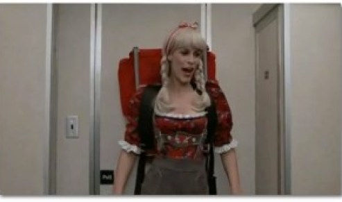 "From Austria? ""No, I'm Inga from Sveden""."