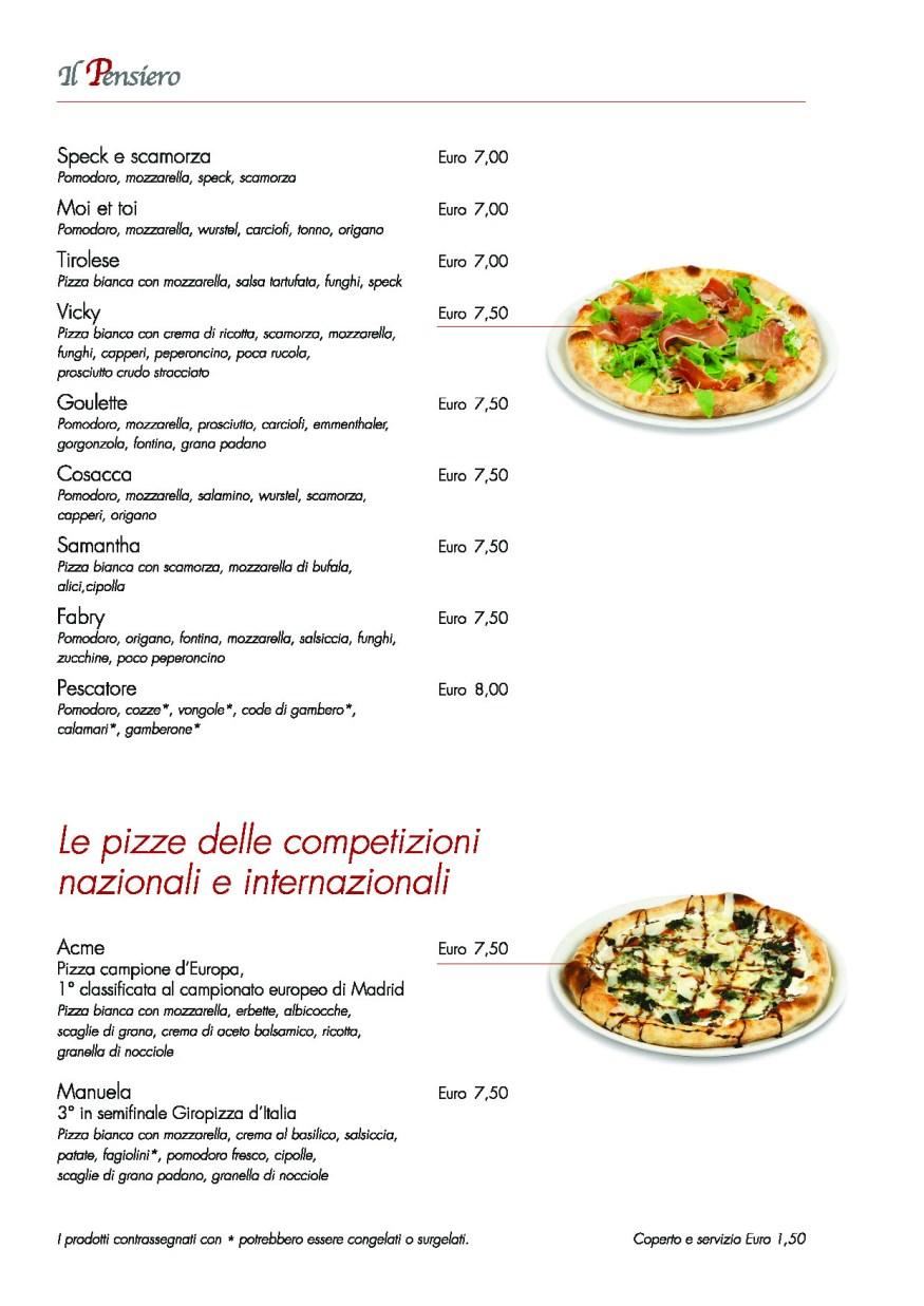 pizze creative internazionali