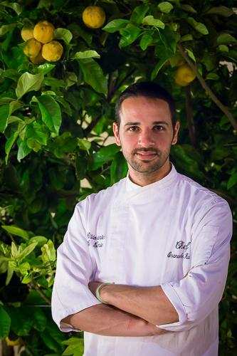 Lo Chef Emanuele
