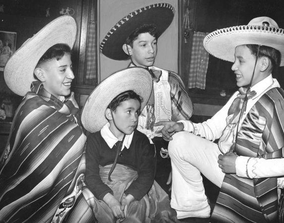 Menu bambini ristorante messicano Veracruz Genova