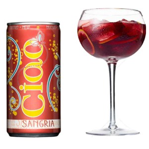 Sangria in lattina Ciao
