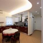 ristrutturazioni edili Roma - particolari vista cucina ristrutturata