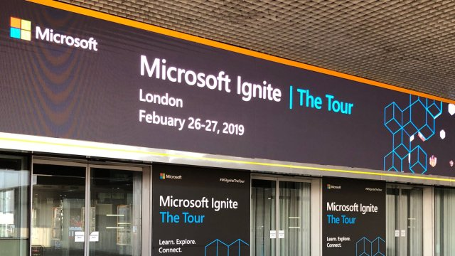 Microsoft Ignite | The Tour: London