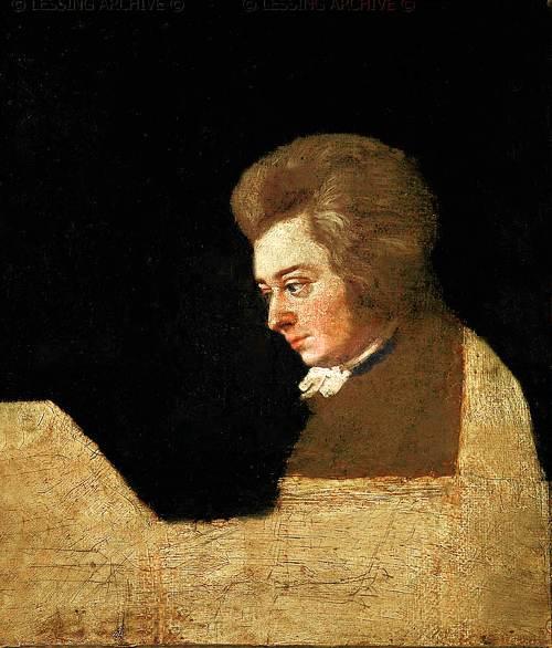 Mozart murder Lange