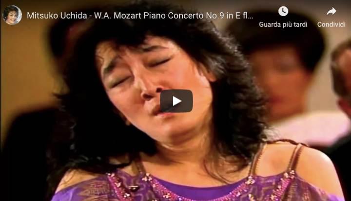 Il Concerto per pianoforte di Mozart K 271, detto «Jeunehomme»