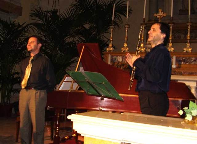 «La sorella di Mozart» a Sala Baganza — 1 ottobre 2006