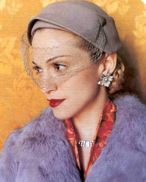 """Il musical """"Evita"""" di Andrew Lloyd Webber, sulla vita di Eva Perón"""