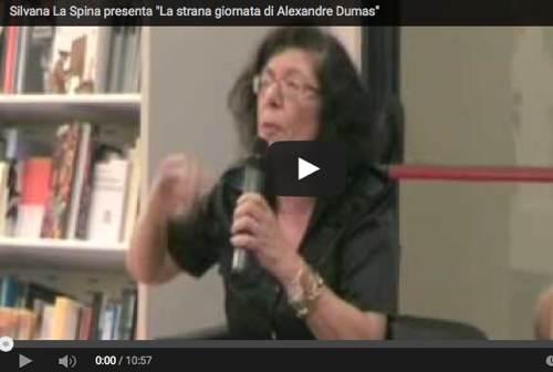 «La strana giornata di Alexandre Dumas» secondo Silvana La Spina