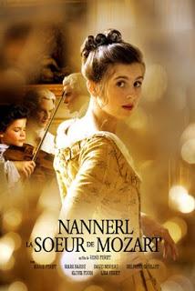 Nannerl la sorella di Mozart   La locandina