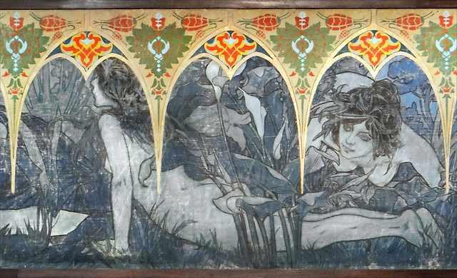 Lo stile della Belle Époque: l'Art Nouveau